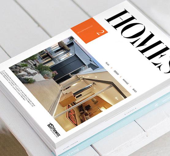 DJ Hewitt Homes 2 Magazine