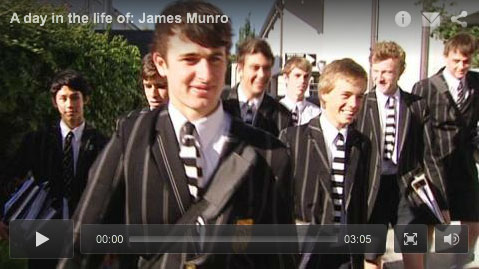 James Munro Video